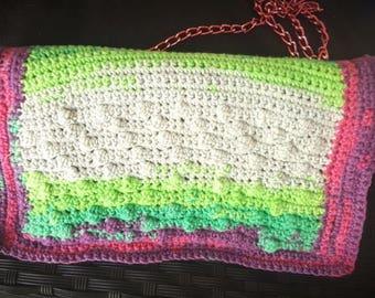 Colourful Handmade Bag