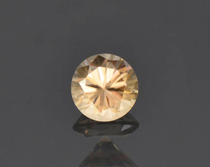 Lovely Champagne Peach Zircon Gemstone from Tanzania 1.34 cts.