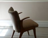 Vintage MidCentury Desk Chair  Office Chair