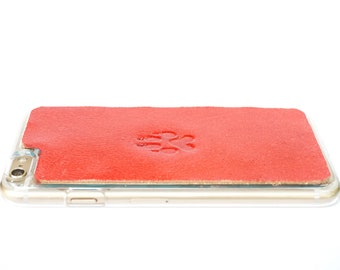 Leather Galaxy S9 Case | Wolf Paw