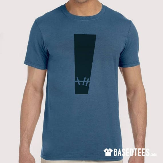 Exclamation mark  - T-shirt