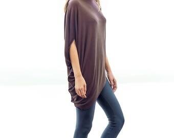 Arya Yoga Leggings / Muted Blue Tights With Spats / Women Clothing / Handmade / Yoga / Extra Long Leggings / Muted BlueLeggings by AryaSense