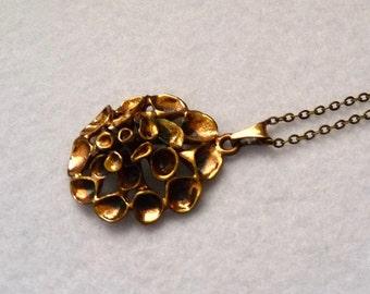 Pendant. Hannu Ikonen (Finland). Bronze. Vintage