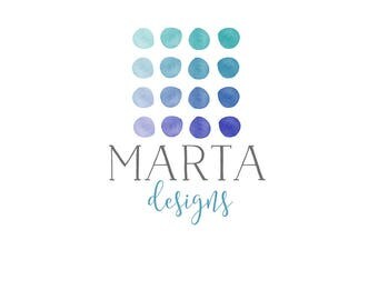 Logo Design Branding, Photography Logo, Small Business Logo, Custom Logo, Logo Design Package, Affordable Logo, Dots Logo, Logo Branding