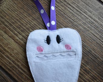 Tooth Fairy Pocket-Pouch