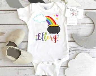 Rainbow Birthday, First Birthday shirt, Rainbow Party, 1st Birthday shirt, Rainbow Girl Shirt, Girl Birthday Shirt, Rainbow Theme, 1st Bday