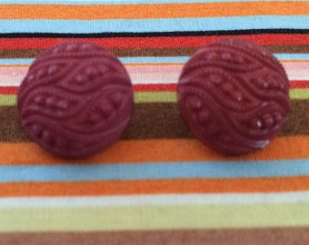 Dusty Pink 15mm Buttons