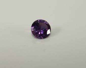Estate Round Cut Alexandrite Loose Gem Stone Purple Pink Blue .50ct .75ct 1ct GM4