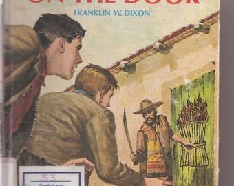The Mark On The Door By Franklin W. Dixon  from 1967    ~~ FREE ShiPPinG in the USA!
