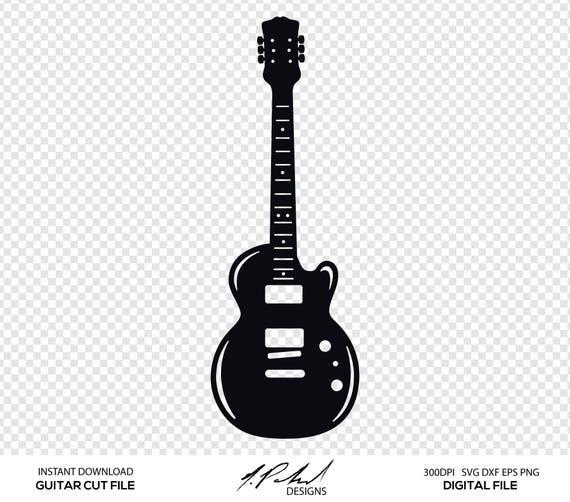 Guitar Cut File