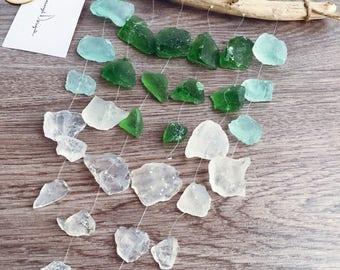 Sea Glass Mobile, Nature Wall Decor, Wall Art, Sea Glass, Home Decor, Large Mobile, Beach Decor, Driftwood Decor, Wind Chime, Wedding Decor