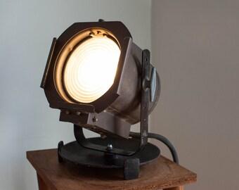 Vintage Articulating Stage Light
