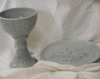 Communion Chalice & Paten
