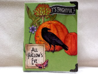 "Notebook ""Halloween theme"" of 10 x 13 cm"