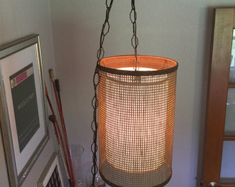 Mid Century Modern Hanging Light