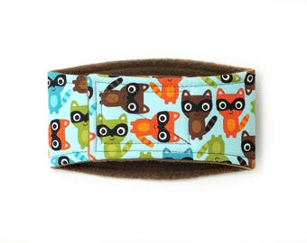 Raccoon Male Dog Belly Band, dog diaper, belly bands by trina, dog wrap