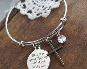 Bible verse jewelry etsy religious gifts confirmation gift christian jewelry inspirational jewelry motivational jewelry bible negle Choice Image