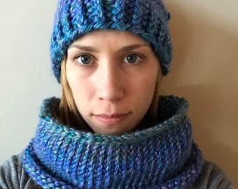 Mermaid Winter Hat