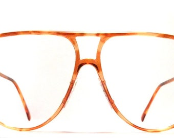 vintage eyewear awesome large aviator style perry ellis made in 1980u0027s excellent quality