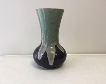 Drip Glaze Ceramic Vase