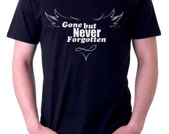 REST in PEACE You Will Be Missed shirt Memorial RIP Shirt
