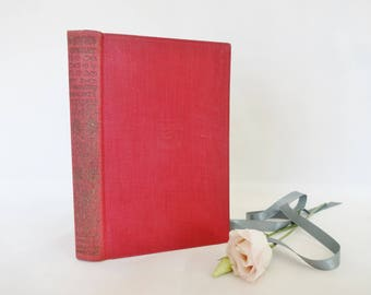 Shirley by Charlotte Bronte / 1927 JM Dent & Sons Ltd London / Everyman's Library Edition / In Very Good Condition