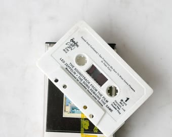Led Zeppelin Cassette Tape