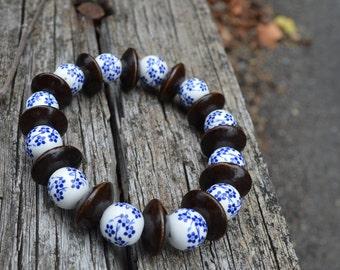 Wider Fit Plus Size Handmade Bracelet
