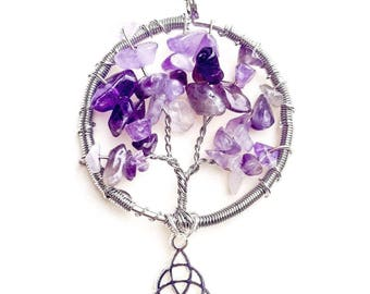 Charmed Tree Of Life Necklace