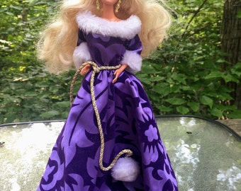 Winter Royale Barbie (1993)/Winter Edition/Limited Edition/Barbie Doll