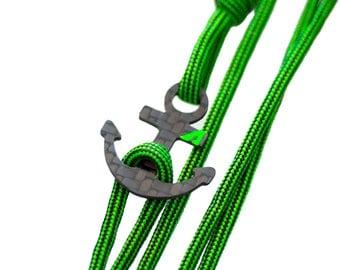 Carbon fiber Anchor.