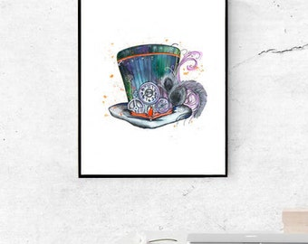 The Mad Hatters Hat