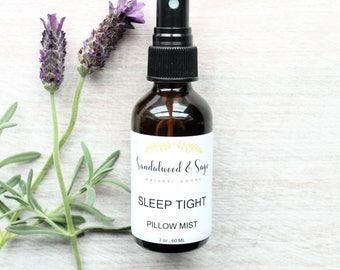 Natural Sleep Spray // Essential Oil Sleep Spray //Lavender Spray // Night Time Spray // Pillow Mist // All Natural Sleep Spray //
