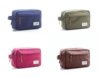 Canvas Toiletry Bag, Travel Kit, Shaving Kit, Cosmetic Pouch, Cosmetic Bag, Mens Toiletry Bag, Make Up Kit, Toiletry Bag Women, Make Up Bag
