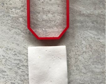 Banner Cookie Cutter - 2