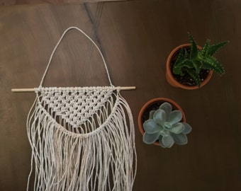 Macrame wall hanging || home decor || boho