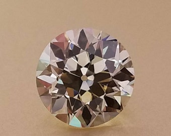 Gia Certfied 3.01 N VS1 Old European Cut Loose diamond