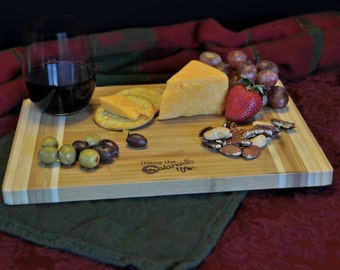 Bamboo Cutting Board - Living the Colorado Life