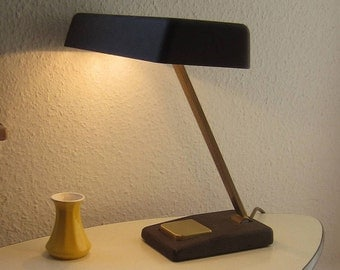 Table Lamp Desk Lamp 70ies Mid Century Modernist