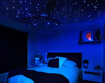 Best quality glow in the dark stars night sky ceiling star ceiling extra bright glow in dark realistic star stickers colorful glow stars long mozeypictures Images