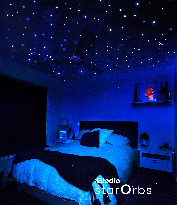 Star Ceiling Extra Bright Glow in Dark Realistic Star