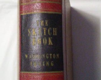 The SketchBook, by Washington Irving