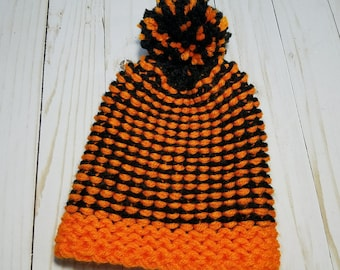San Francisco Giants Boys Hand Knit Hat- SF-0021