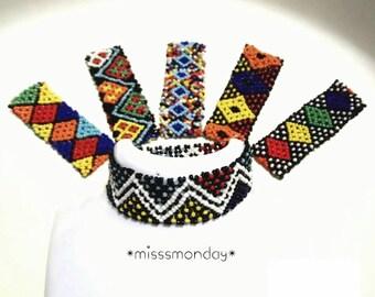 Thai Handmade Tribe Boho Chic Style Elastic Bracelet