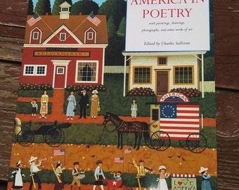 America in Poetry Book