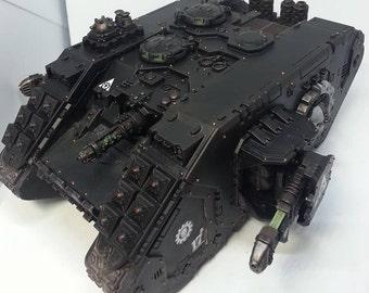 Warhammer 30,000 Ordo Destructor Land Raider