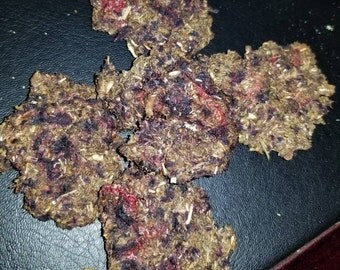 Strawberry Flower Treats