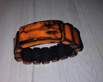 Ceramic bracelet Z3-adjustable