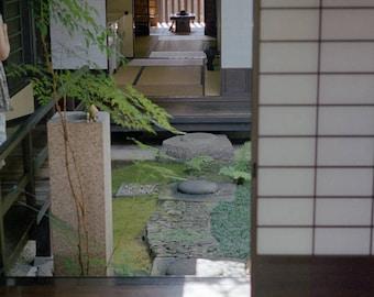 Naramachi Lattice House - Kyoto