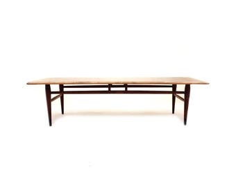 Vintage Lane Coffee Table In Wood